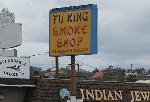 Fu King Smoke Shop