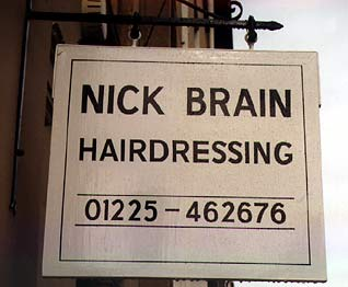 Nick Brain Hairdresser